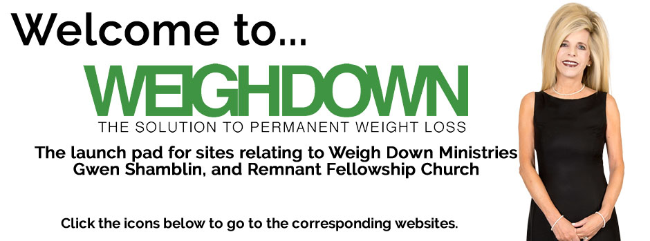 Welcome to Weigh Down